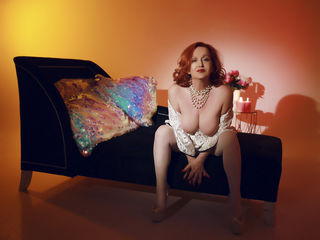VIVO.webcam LadyJosette (49) MILF with normal breasts