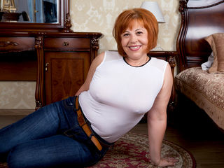 VIVO.webcam Wiselady (50) MILF with normal breasts