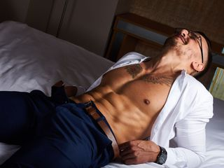 DominicMark sex cam room