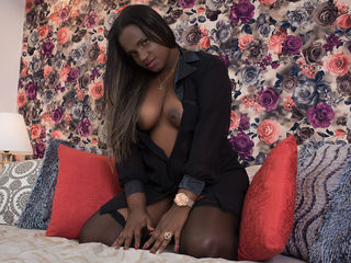 VIVO.webcam LadyKeissha (37) woman with normal breasts